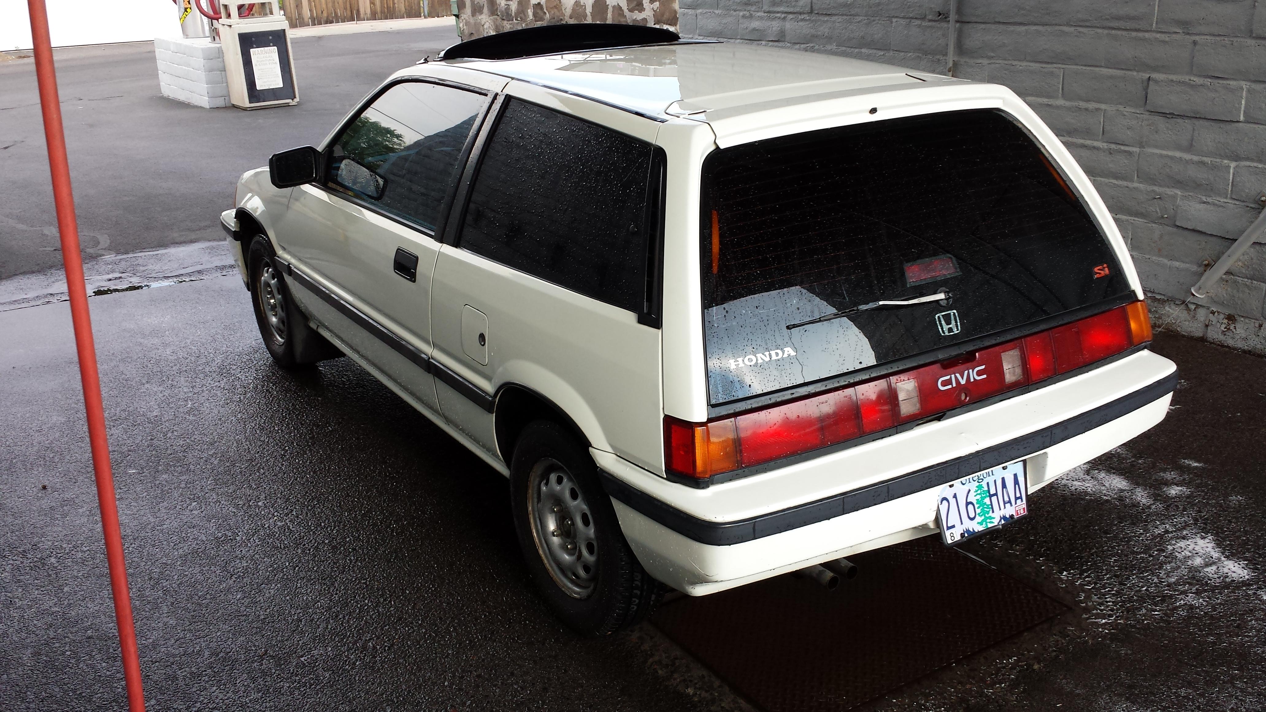 Kelebihan Honda Civic 1986 Perbandingan Harga