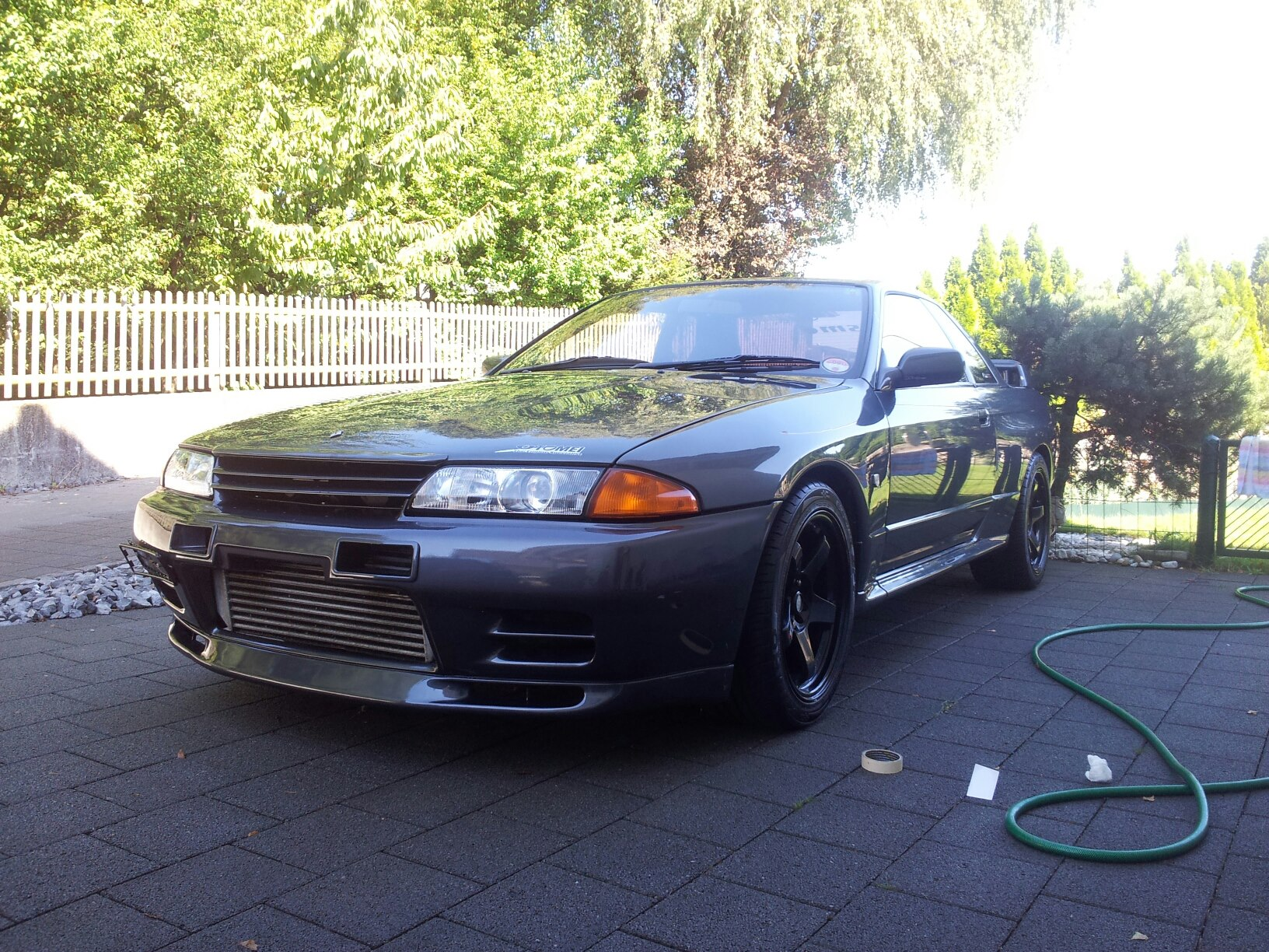 1994 nissan skyline r32 gtr. Black Bedroom Furniture Sets. Home Design Ideas