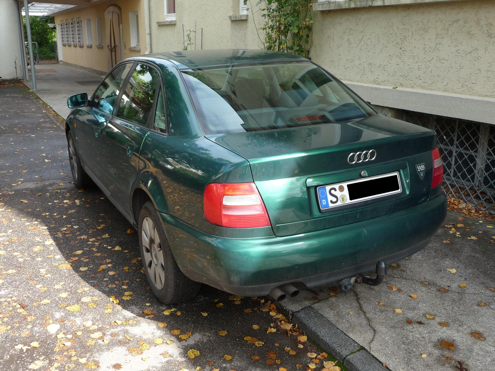 1997 Audi A5 1.8 T (B5)