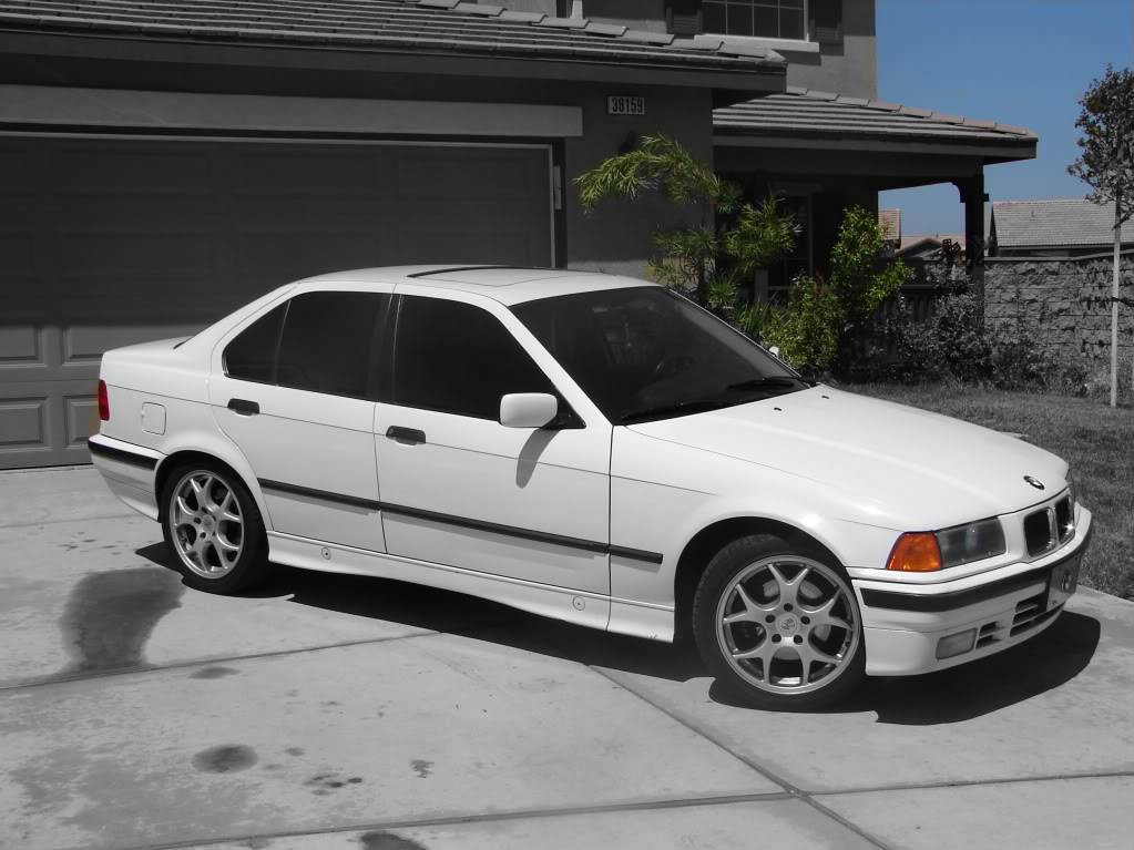 1993 bmw 325i for Garage mercedes 93 stains