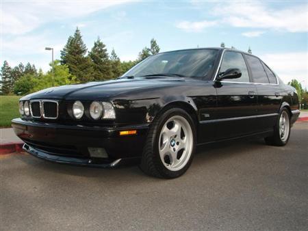 BMW E M - 1990 bmw m5