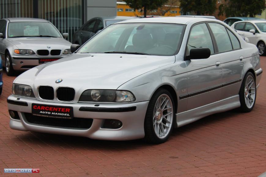 2001 BMW 528i Msport