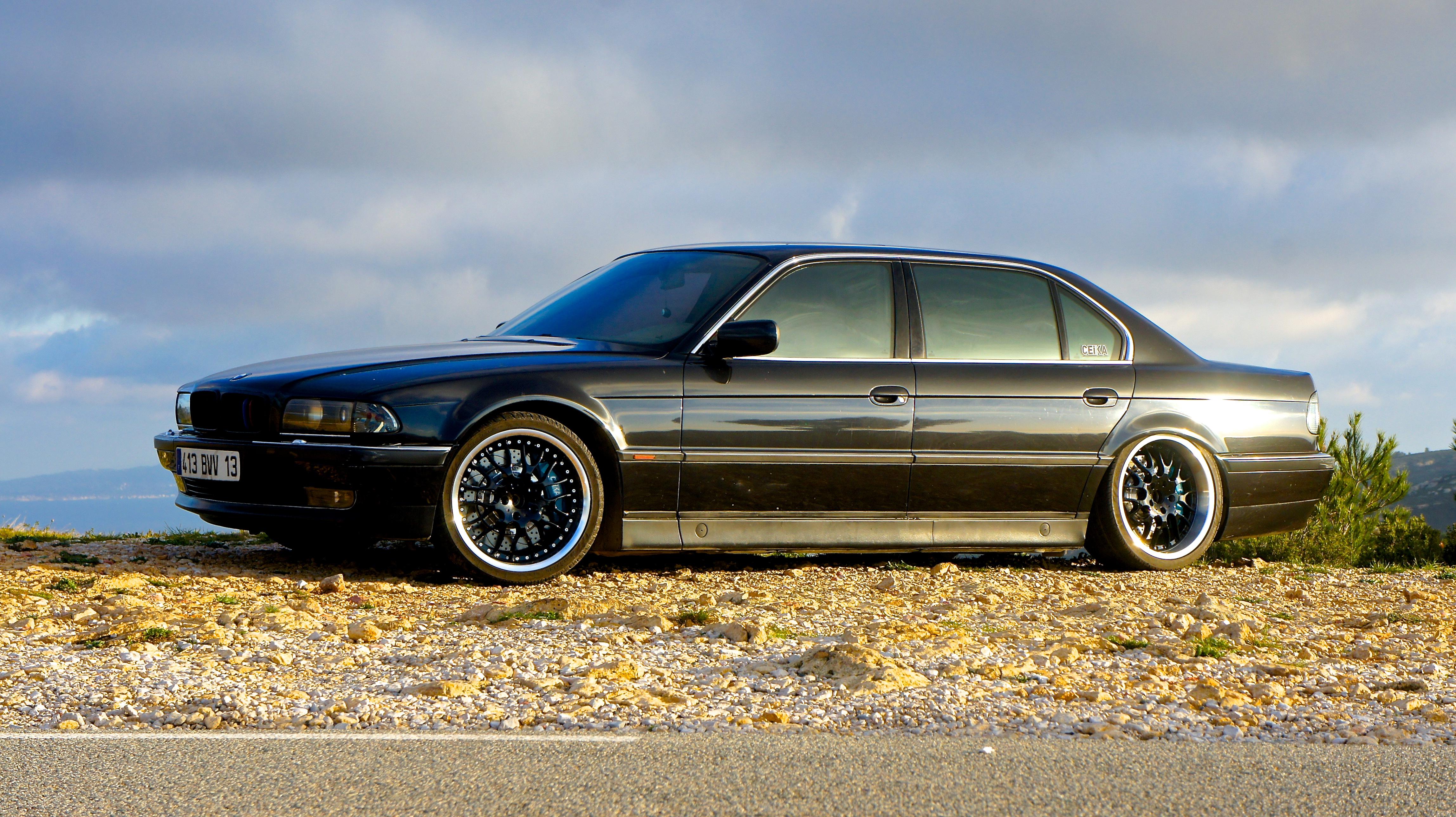 1997 Bmw E38 750il V12