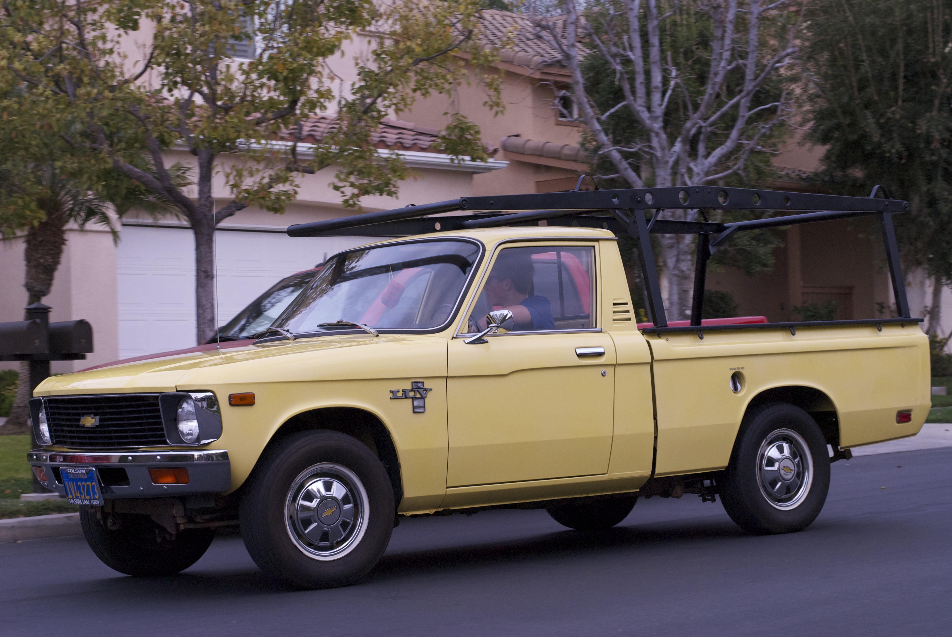 1980 Chevrolet Luv Light Utility Vehicle Chevy Pickup Truck