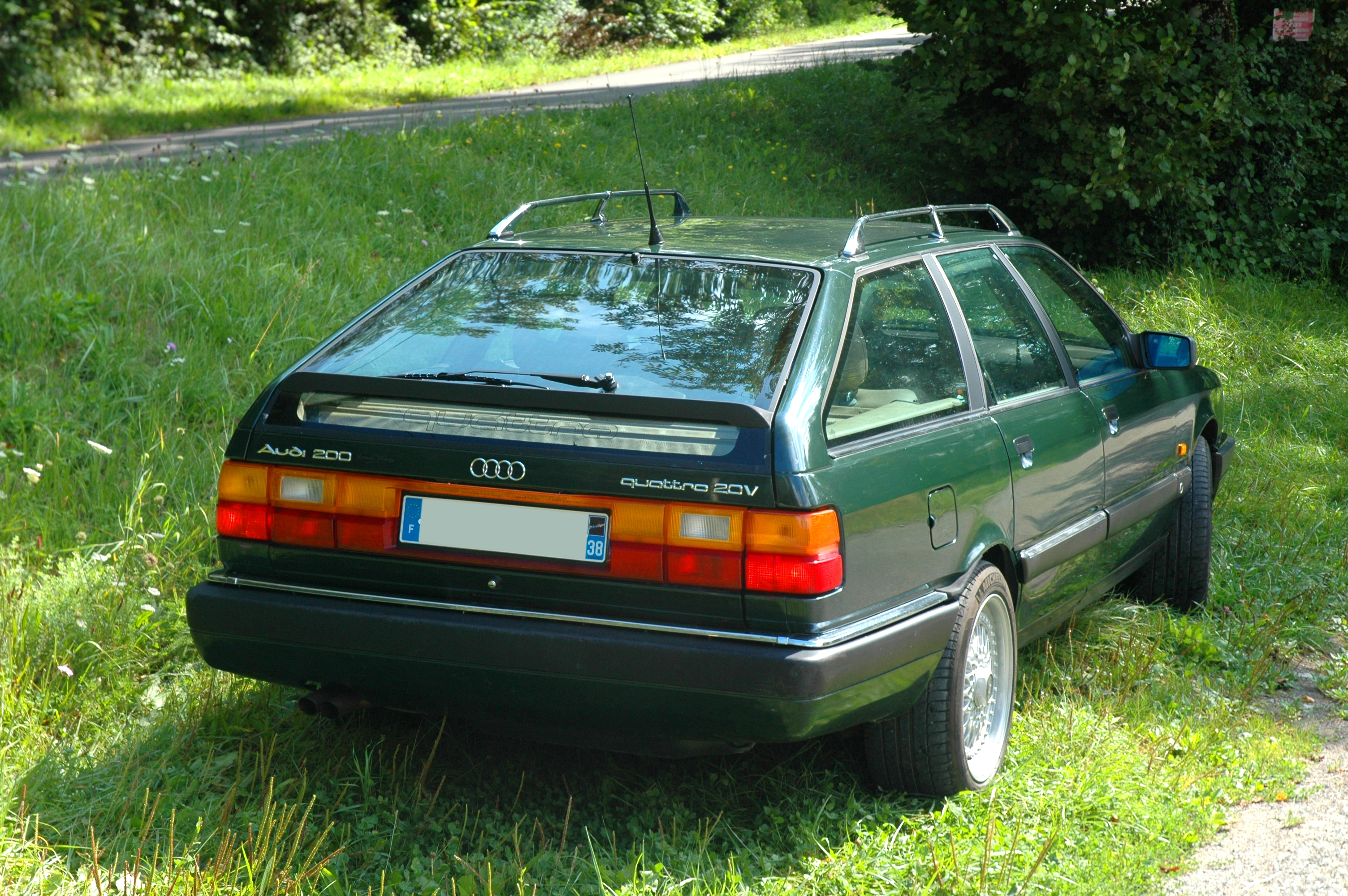 1991 audi 200 quattro turbo 20v avant. Black Bedroom Furniture Sets. Home Design Ideas