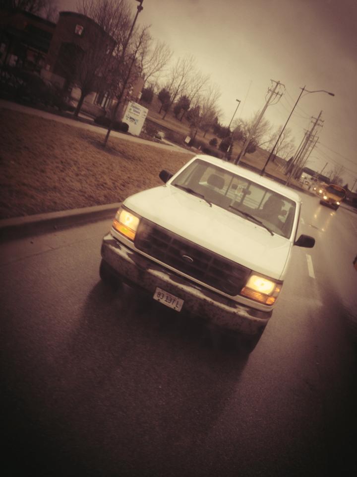 1995 ford f150 4x4 manual transmission