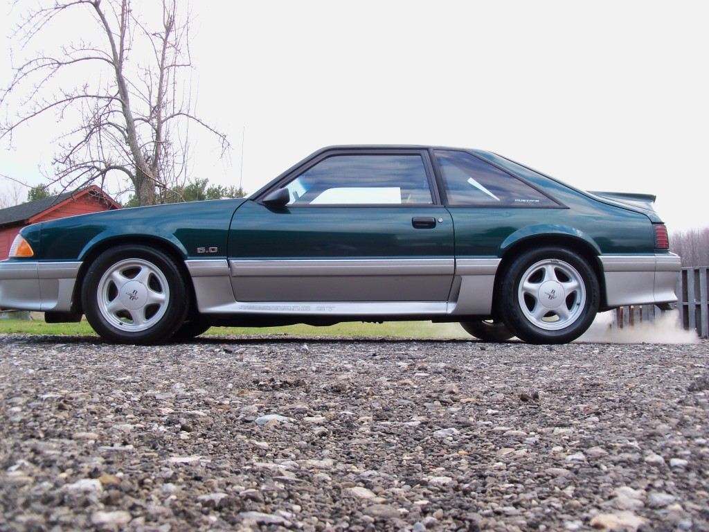91 Mustang Gt >> 1991 Ford Mustang Gt