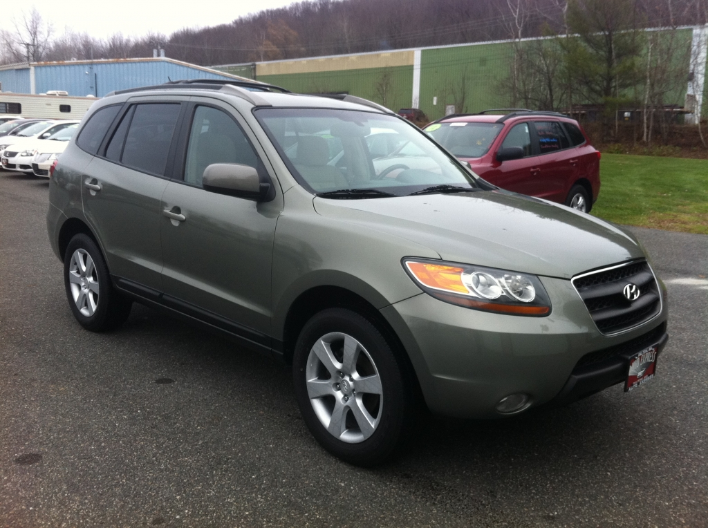 2007 hyundai santa fe gray 200 interior and exterior images. Black Bedroom Furniture Sets. Home Design Ideas
