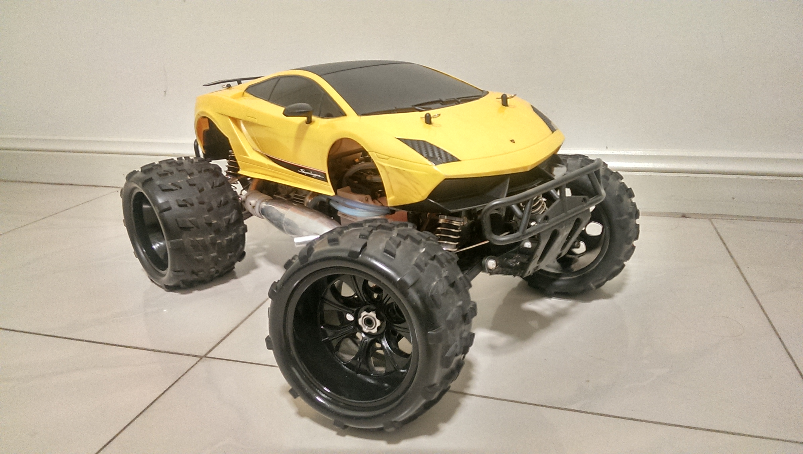 cool car garage ideas - 2020 Lamborghini Gallardo Superleggera
