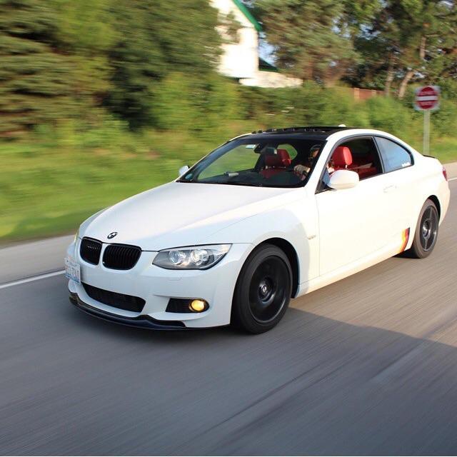 BMW E Xi MSport - 2012 bmw 335xi