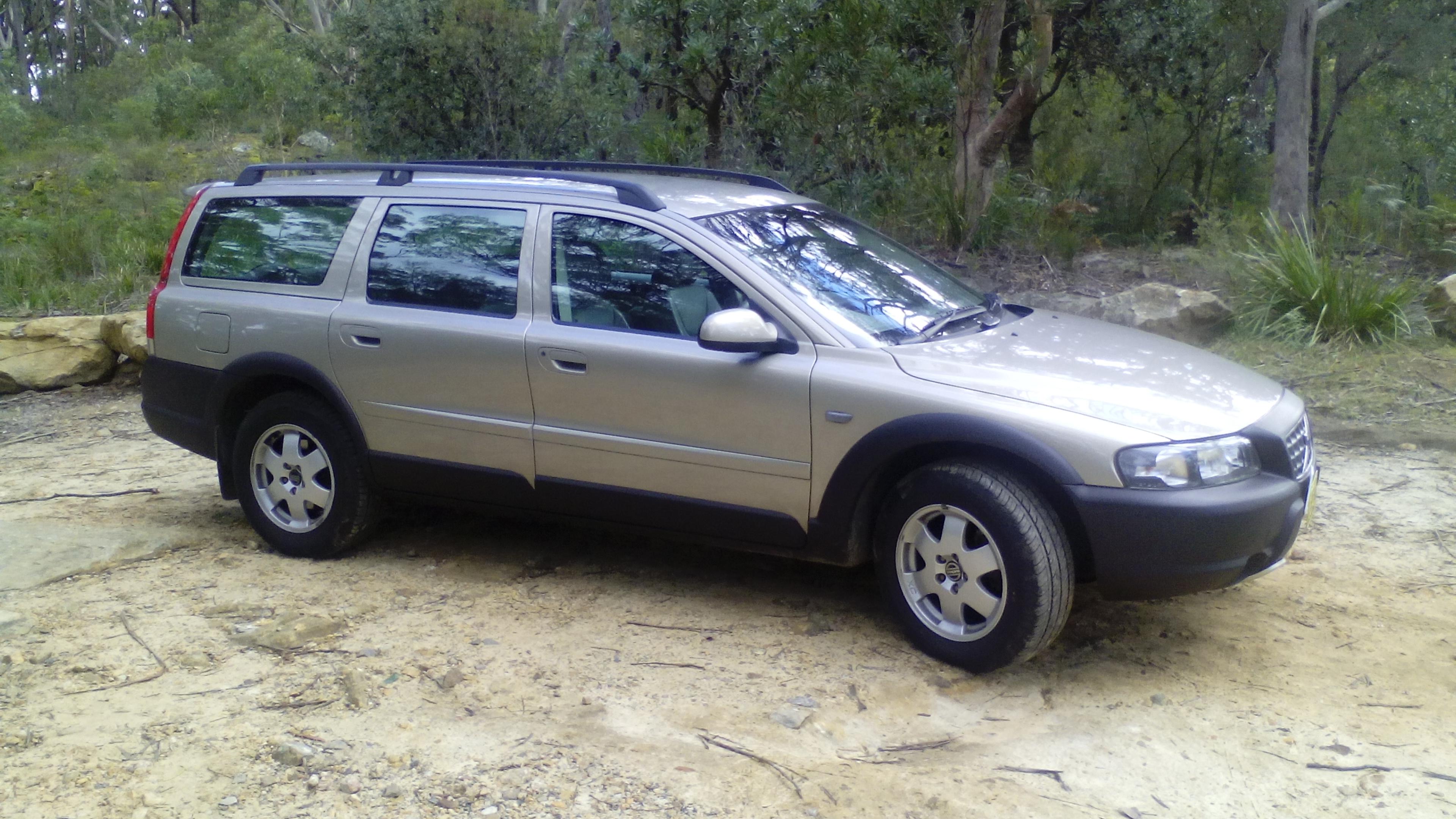 2001 Volvo V70 Xc Wheels