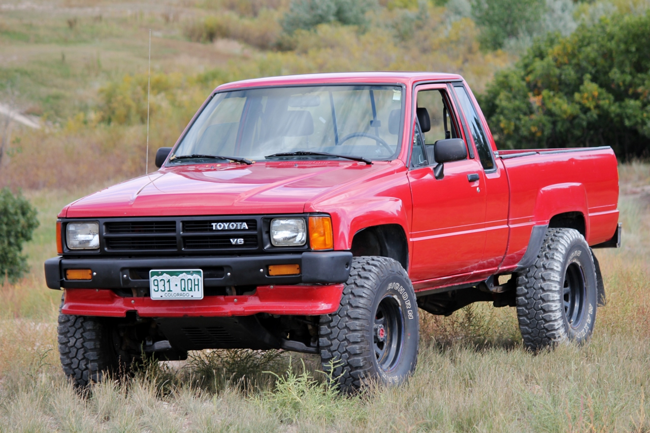 1988 toyota tacoma reviews