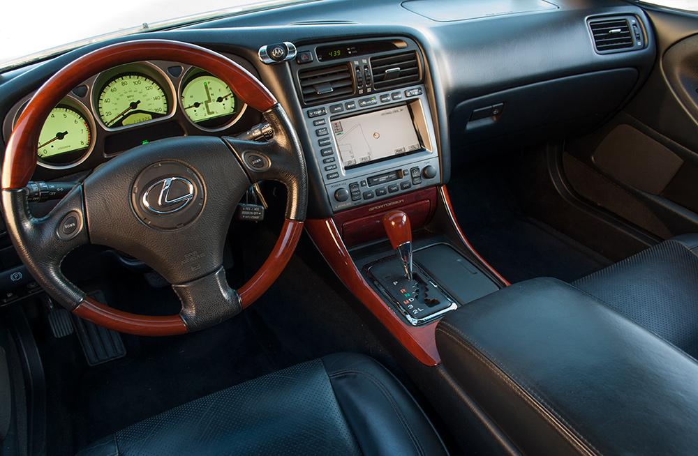 Steve Durman 39 S 2003 Lexus GS300 Sport Design Turbo Garage Car