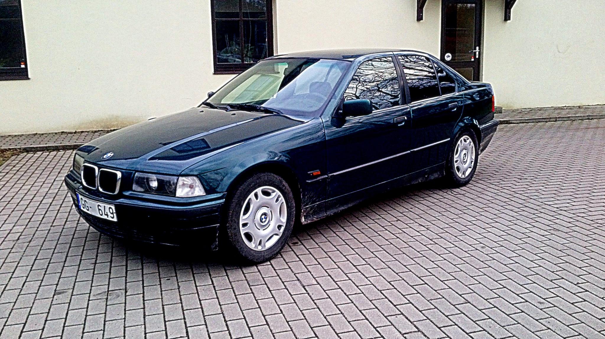 1996 Bmw 323i