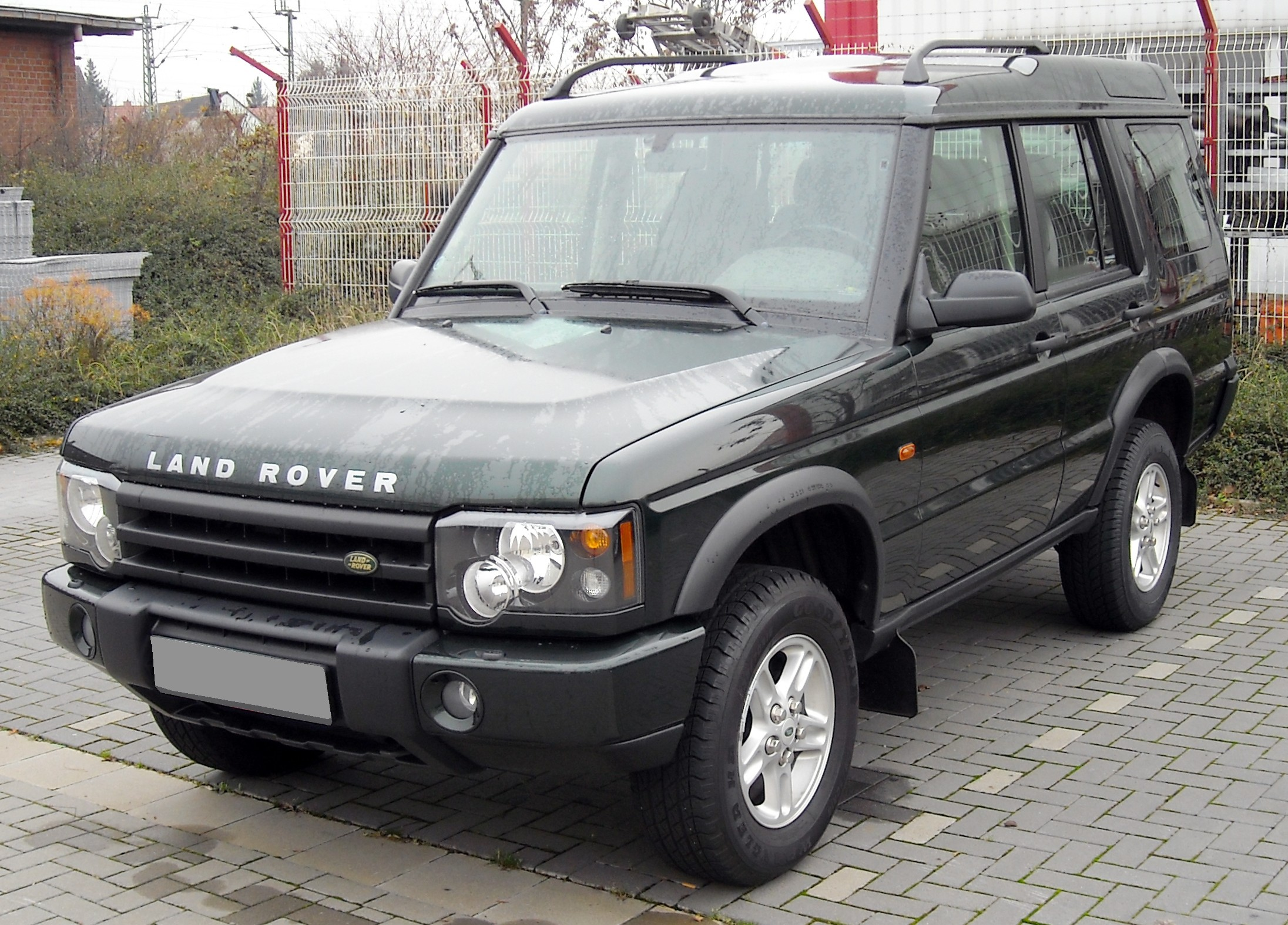 2003 land rover discovery 2. Black Bedroom Furniture Sets. Home Design Ideas