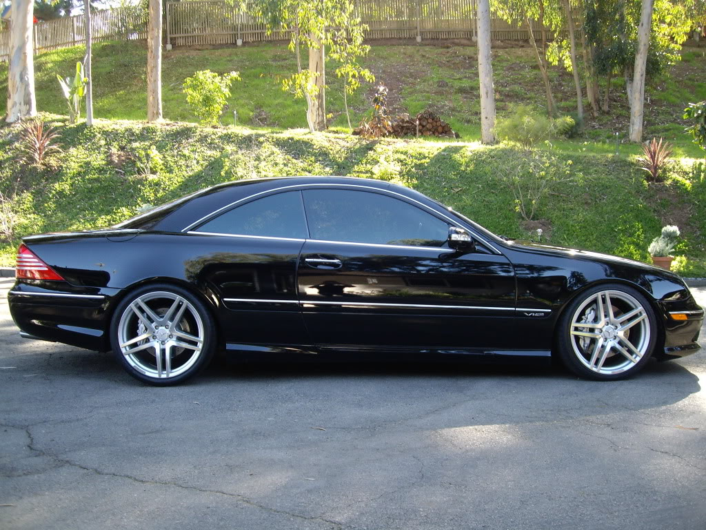 2002 mercedes benz cl600 v12 for Mercedes benz cl600 for sale