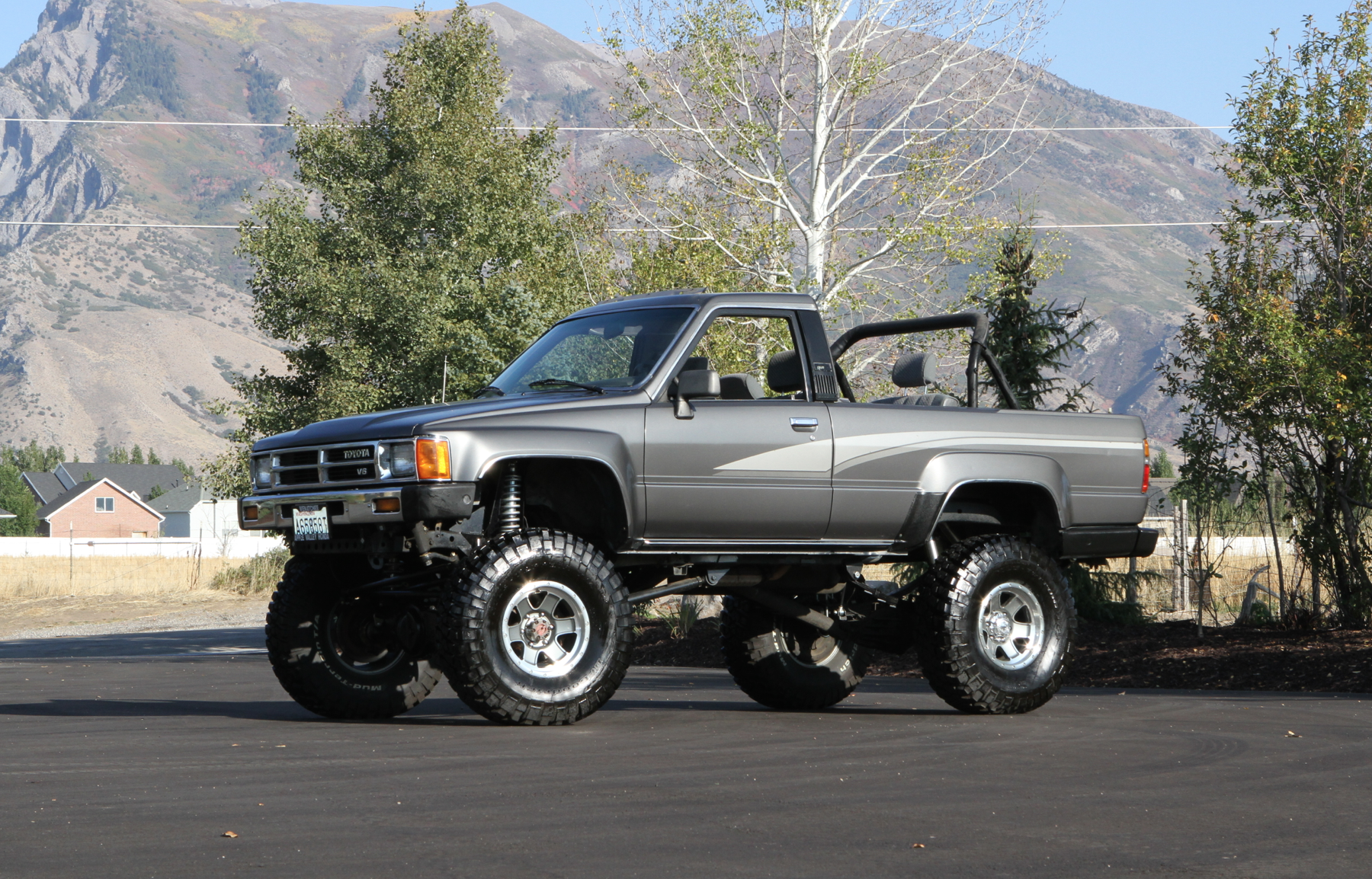 1984 To 1989 Toyota 4runner For Sale