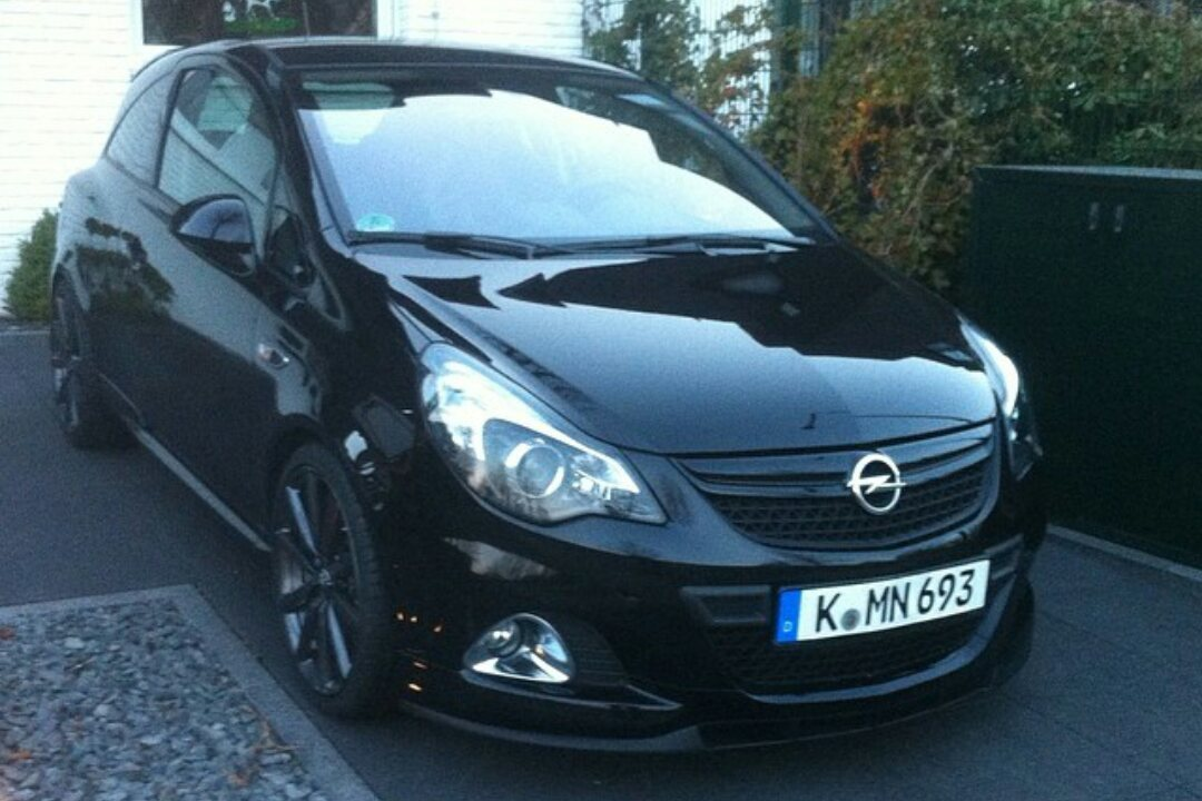 2012 opel corsa d opc n rburgring edition. Black Bedroom Furniture Sets. Home Design Ideas