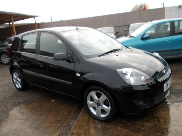 Cargurus Cars For Sale >> Image Gallery 2006 Ford Fiesta