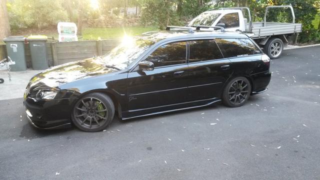 2005 Subaru Legacy Bp5