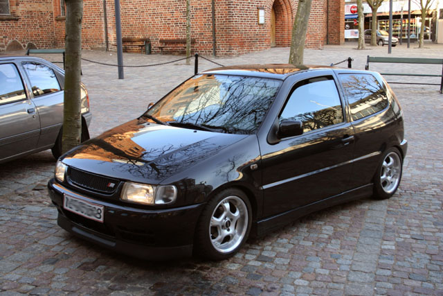 1999 volkswagen polo 6n 1 4 injection. Black Bedroom Furniture Sets. Home Design Ideas