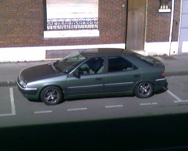 93 citroen xantia 5 doors for Citroen garage 93