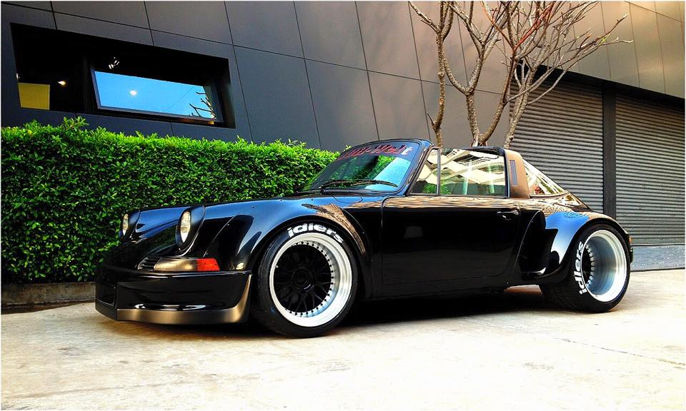 Rwb Porsche Targa