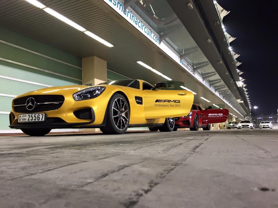 Amg Performance Tour 2015 Abudhabi And Dubai Amg Gt S 3