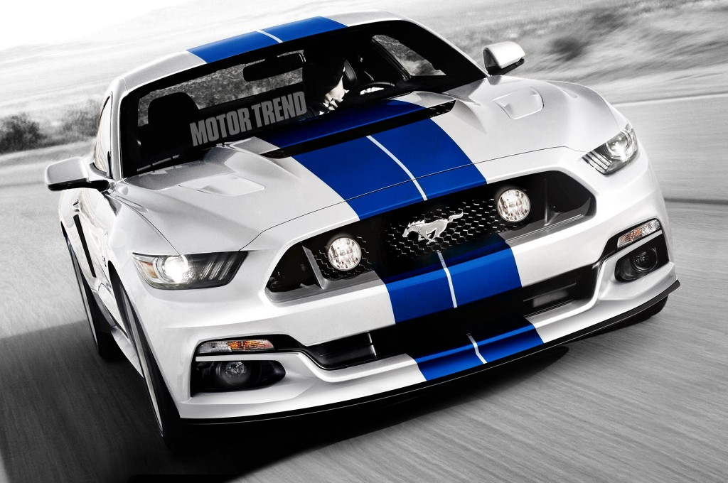 the 2015 shelby gt350 the first mustang to feature a flat plane v8 - Sports Cars 2015 Mustang