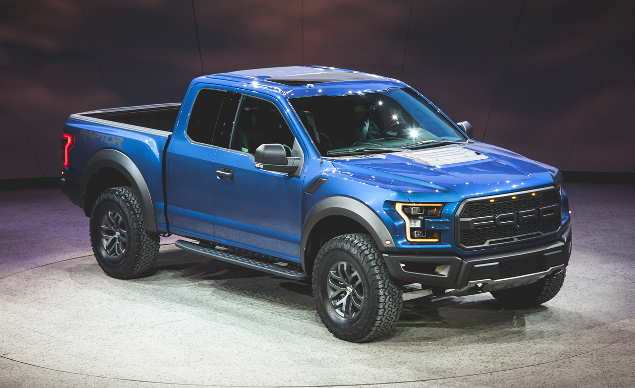 What do you guys think of the new raptor i personally like the old model better