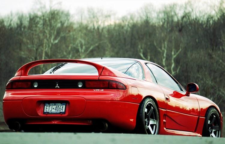 mitsubishi 3000gt 3.0l twin turbo v6 320hp all wheel drive and all