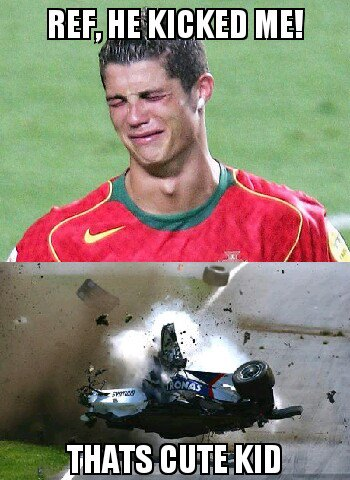 Football And F1