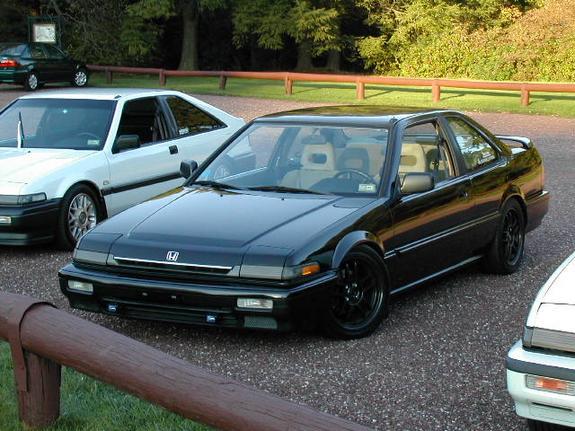 хонда-аккорд 1988 фото