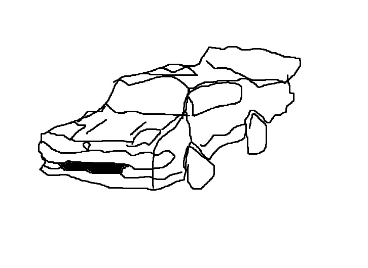 Lets Play A Game Draw Your Car Freehand In Ms Paint Or Equivalent