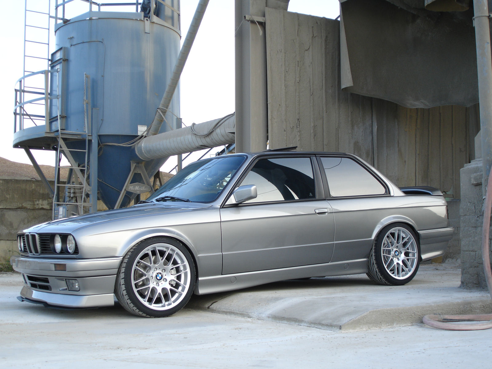 My Next Car Will Be A 84 90 Bmw 325is With A 93 Ford 5 0