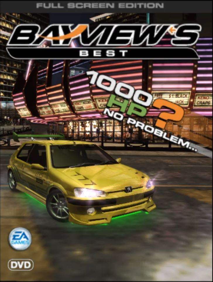 After Going Back And Playing Need For Speed Underground 2 Again I