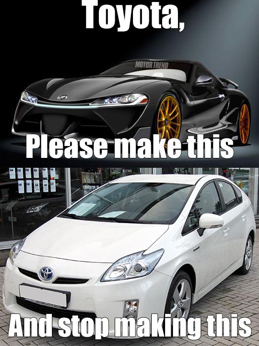 Dear Toyota