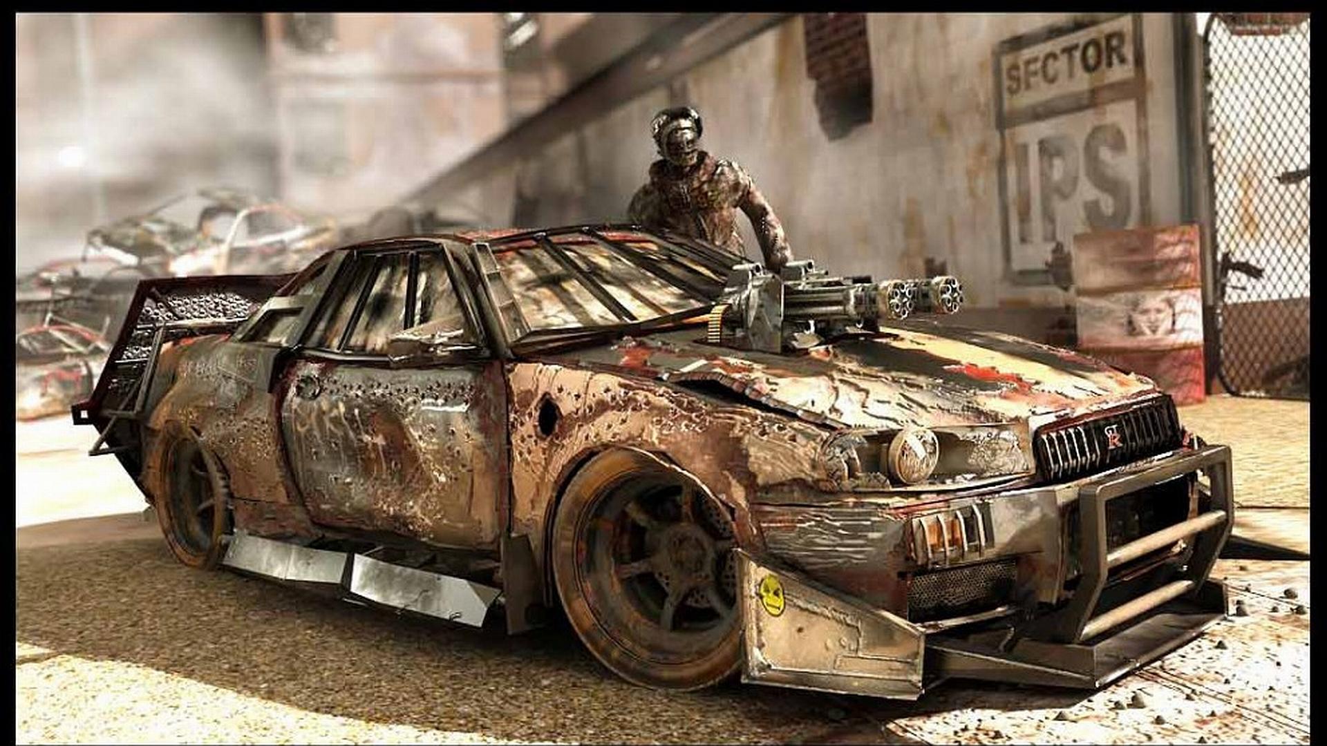 here s a random death race car for you guys