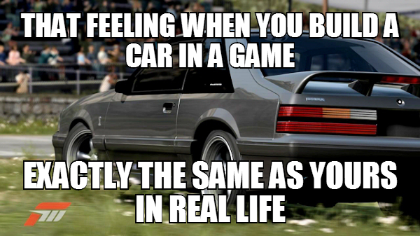 Always Do That In Every Car Game Customizer