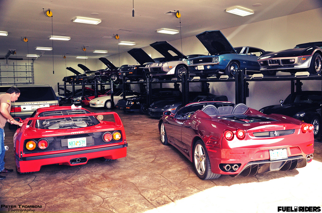 Check Out This Dream Garage