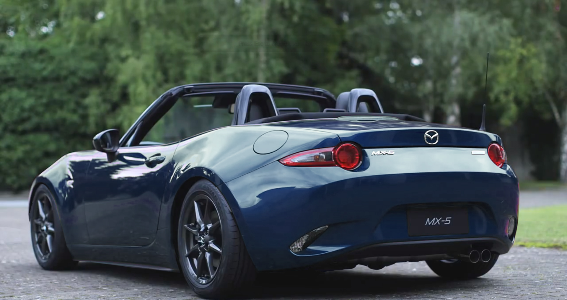 Just re-coloured and dropped the new MX5! What do you think?