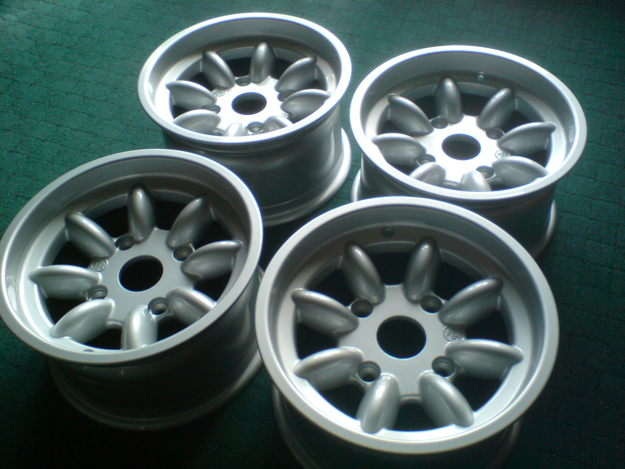I Just Thought I D Share My Brand New Rims For My Koda With You Guys It S Hard To Find