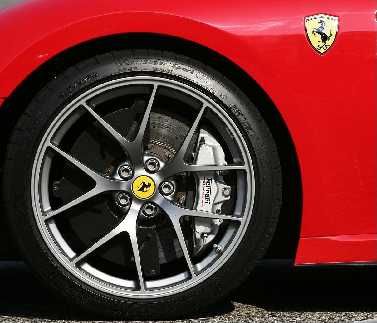 What Are Your Favorite Set Of Factory Wheels Mine Are The Ferrari 599 Gto S
