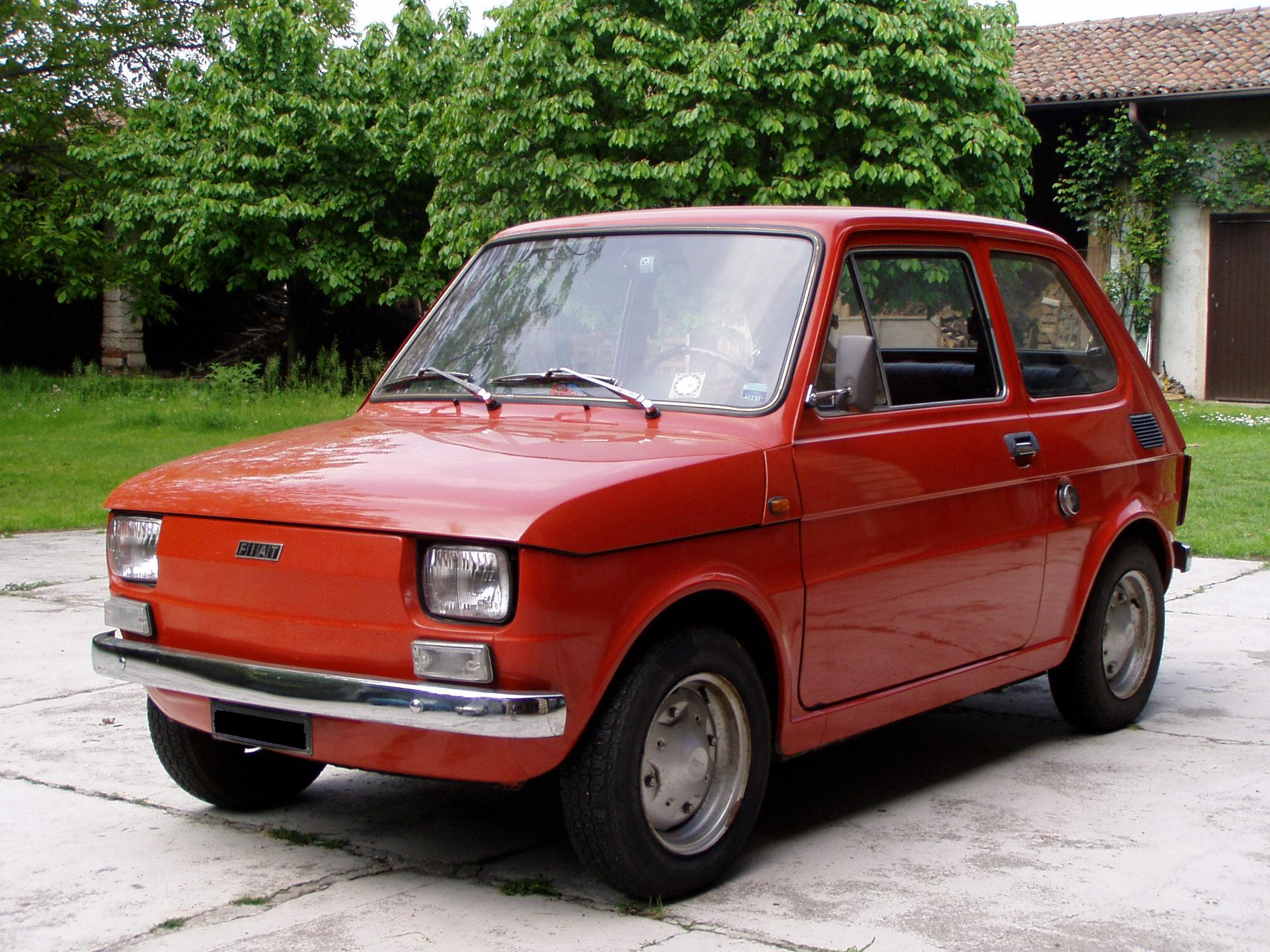 Would The Fiat P Fiat BIS Be A Bad First Car Because It - Cool first cars