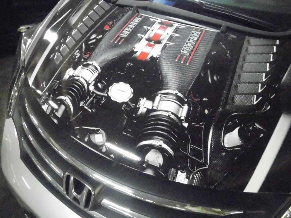 Honda Engine swap