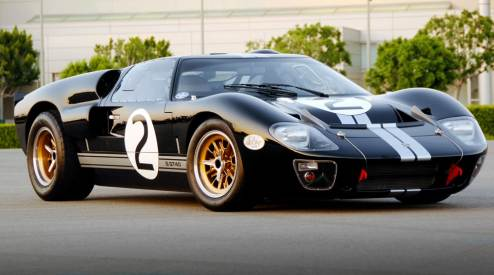 classic racers series 1966 ford gt40 mkii 6 of 10