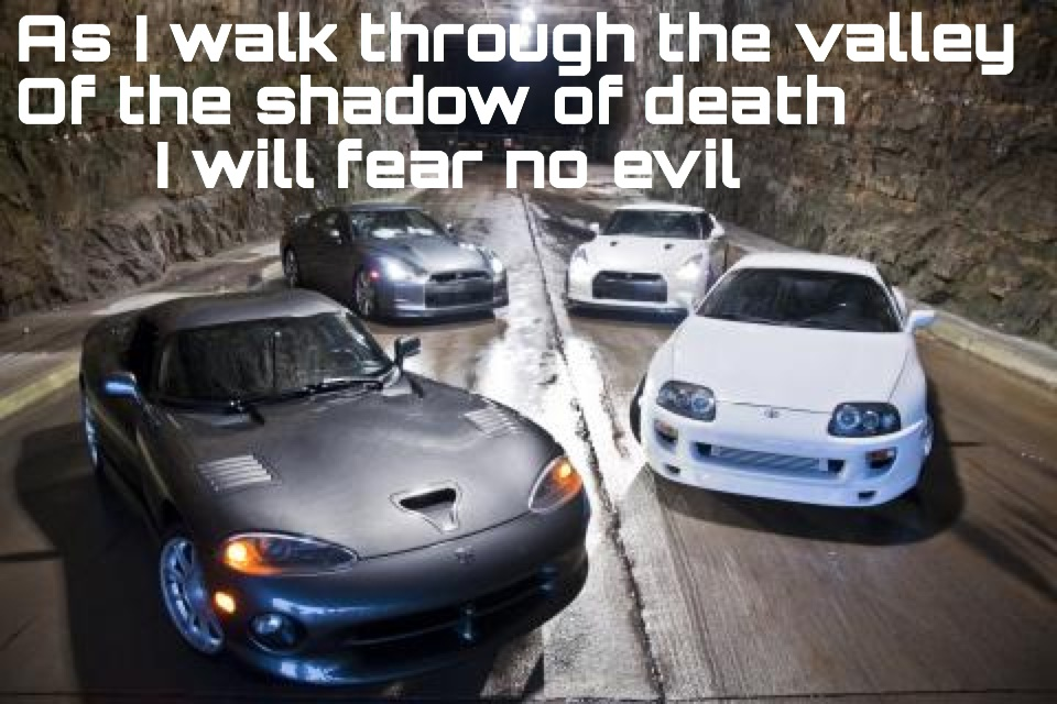 That One Car Weather It S Muscle Or Import We Will Always Respect