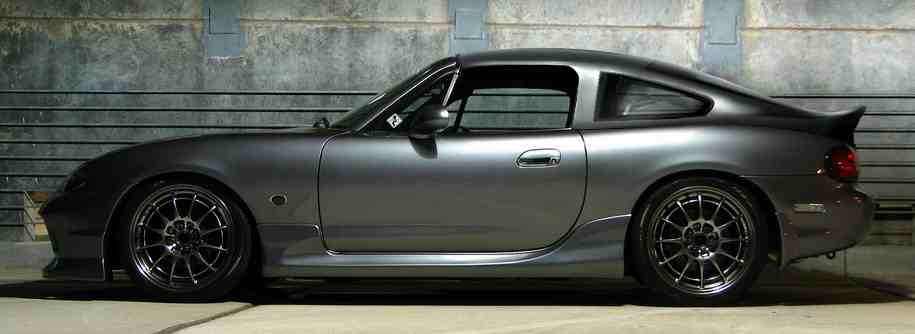 Opinnion Whats your guys thoughts on hardtop miata conversions