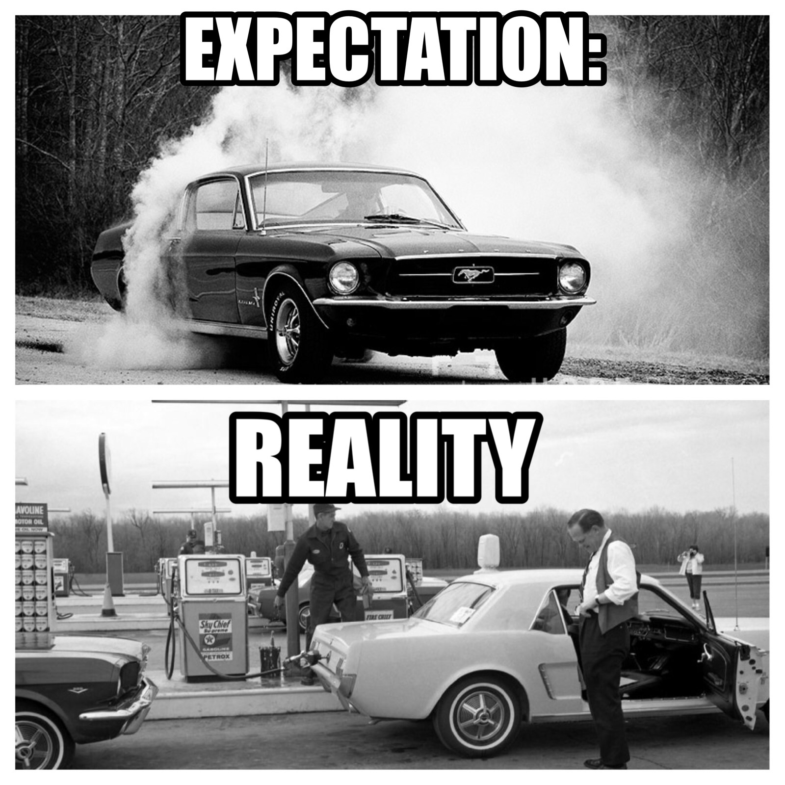 Owning A Classic Mustang