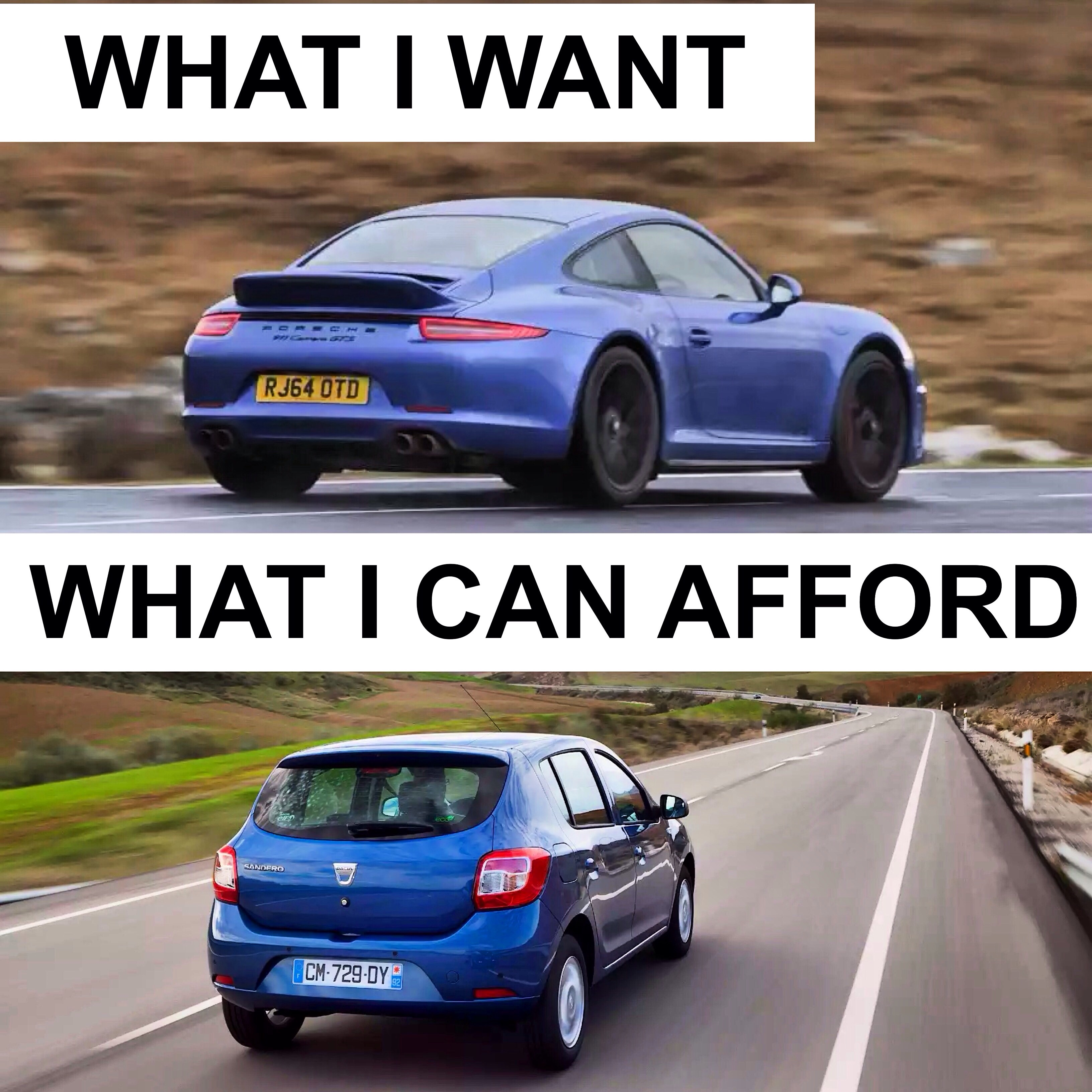 All My Friends Are Getting New Cars And I M Just Sitting Here Like
